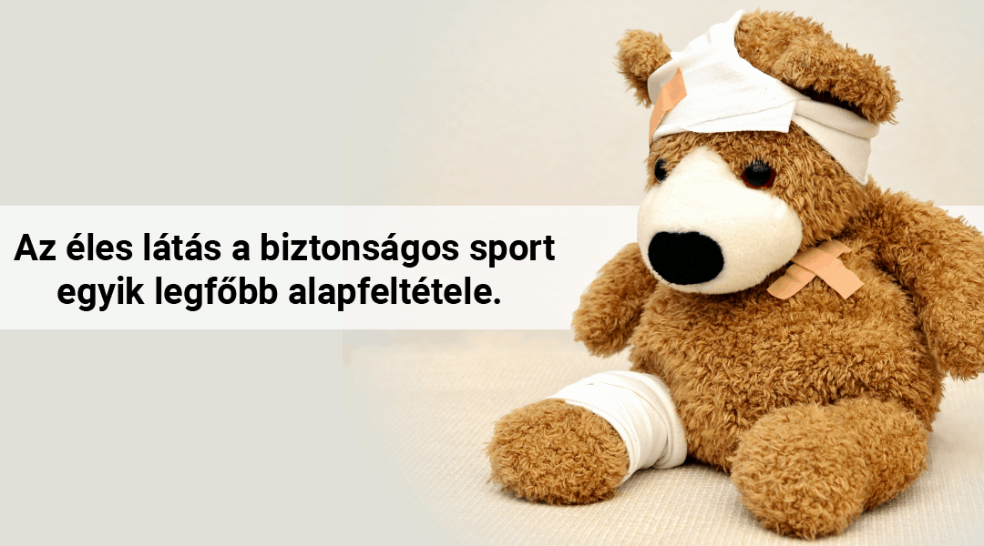 Sport és a szemüveg