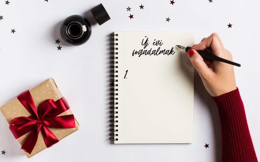 Neked mi lesz az újévi fogadalmad?