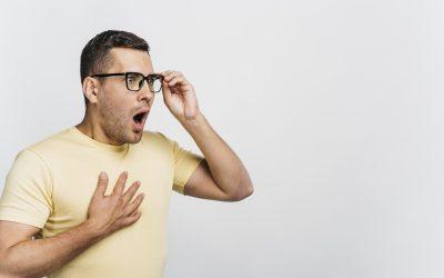 A szemüvegre leselkedő otthoni veszélyek