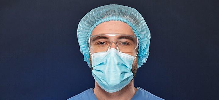 Védekezés  a koronavírus ellen – szemüveggel