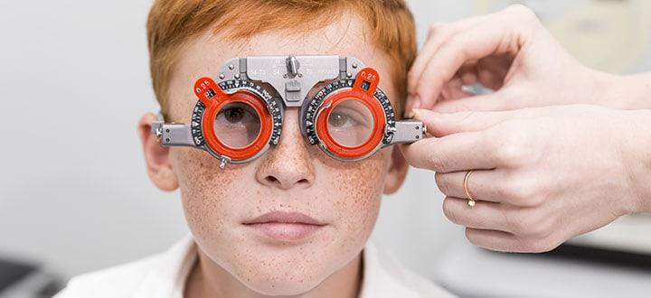 Leggyakoribb látásproblémák  és kezelésük