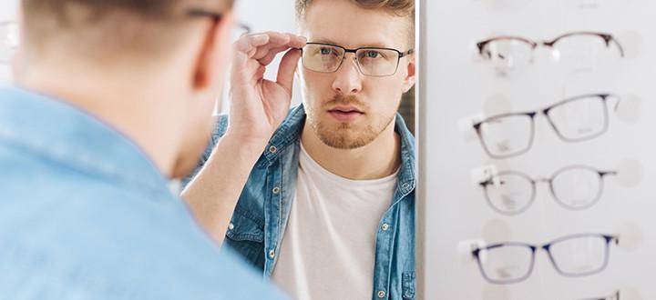 Hogyan válasszam ki  a fejformámhoz tökéletesen illeszkedő szemüveget?
