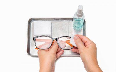 Szemüveged  vírusok kedvelt találkahelye