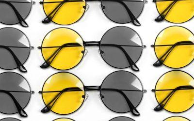 Szemüveglencse-színezések –  divat vagy funkció?